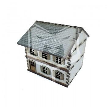 Casa de 2 plantas 15mm
