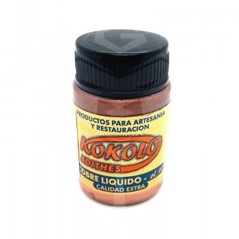 Cobre Líquido 40ml al alcohol