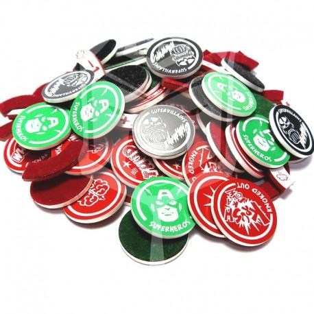 Marvel Miniature Game Set de tokens Especial