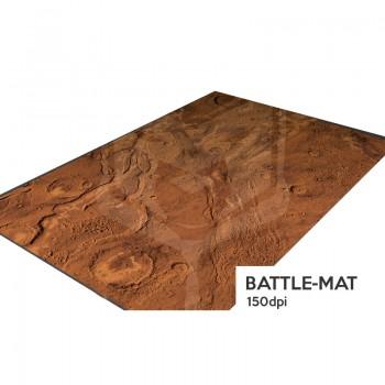Llanura de Marte Tapete de...