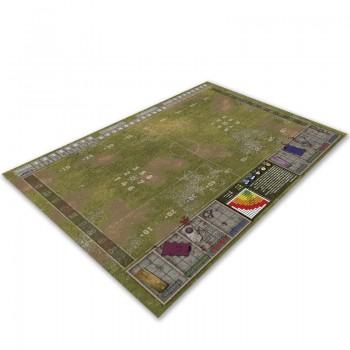 Campo de hierba compatible...