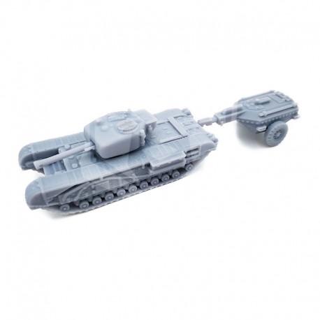 Churchill Crocodile Mark IV