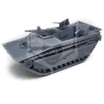 LVT-4 vehículo anfibio...